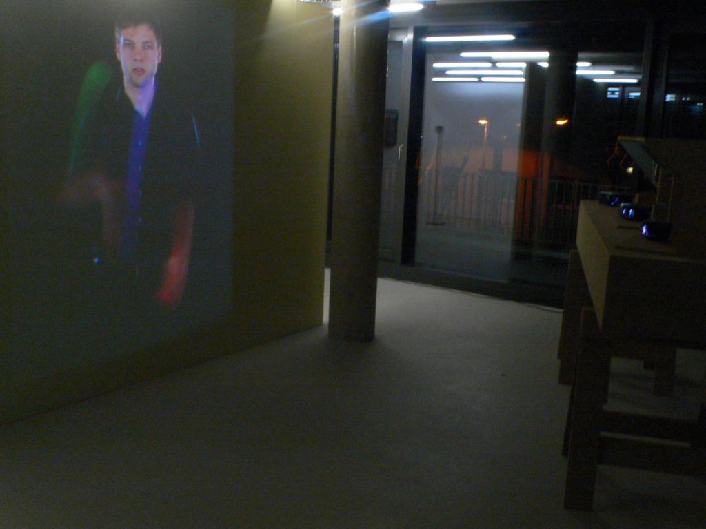 Jonas Gerhard: RGB Jongleur