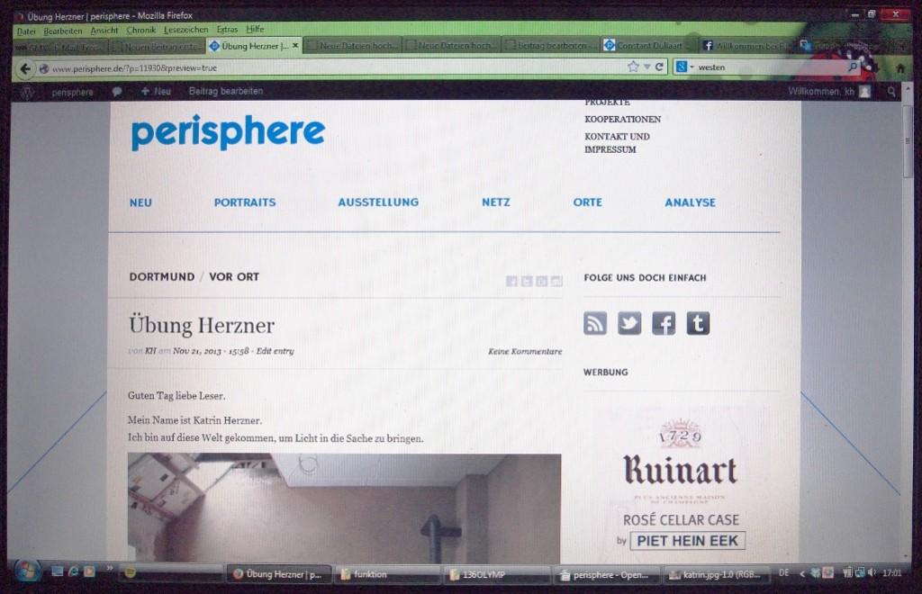 Herzner im blog
