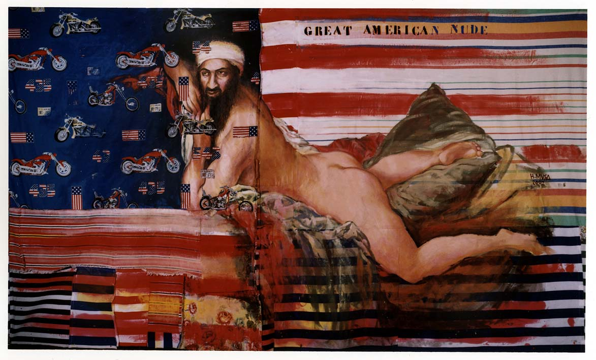 Hassan Musa: Great American Nude (2002)