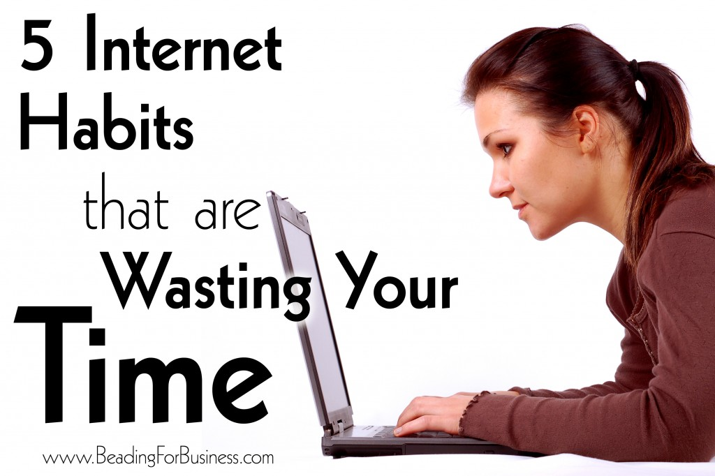 Internet-habits-that-waste-time