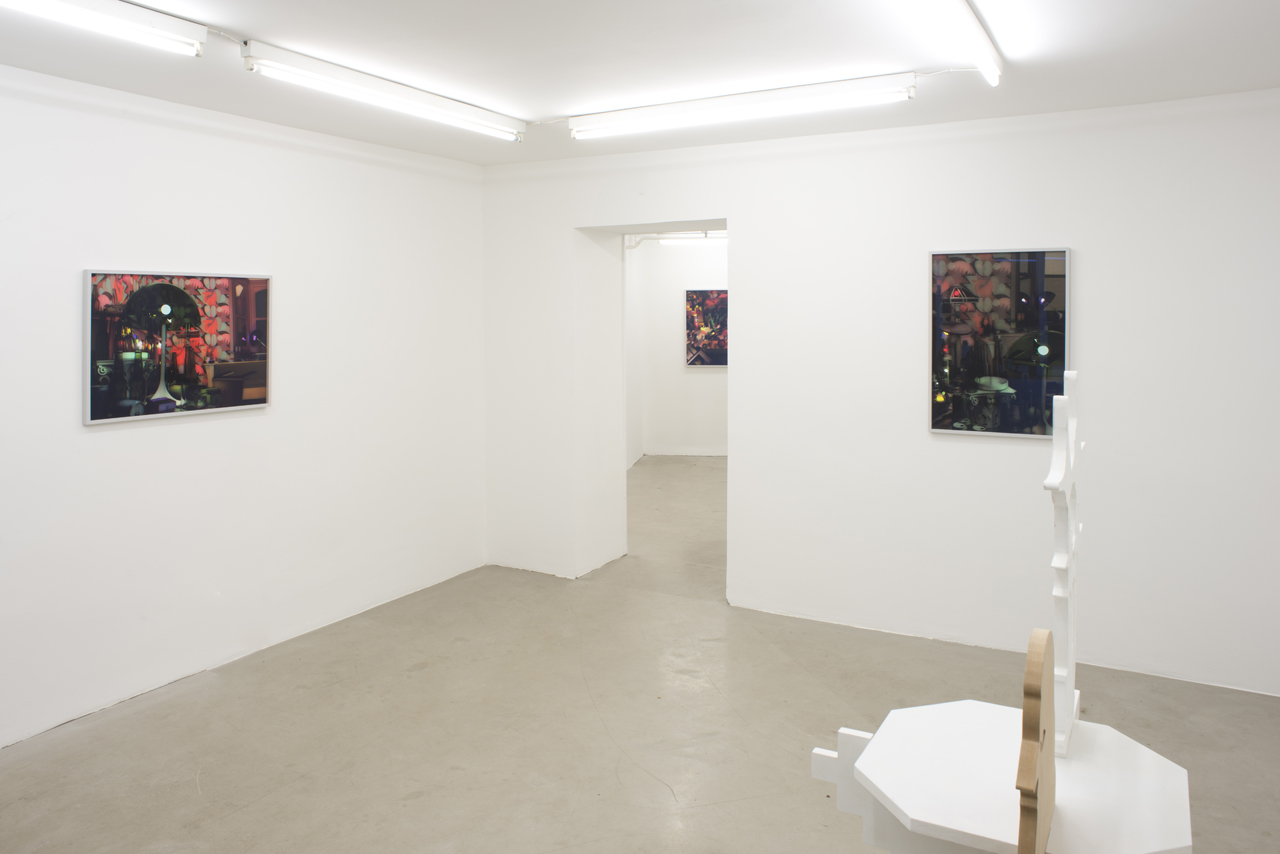 Alex Morrison, Up the Wooden Hill to Bedfordshire, installation view_1 MÉLANGE 2015.