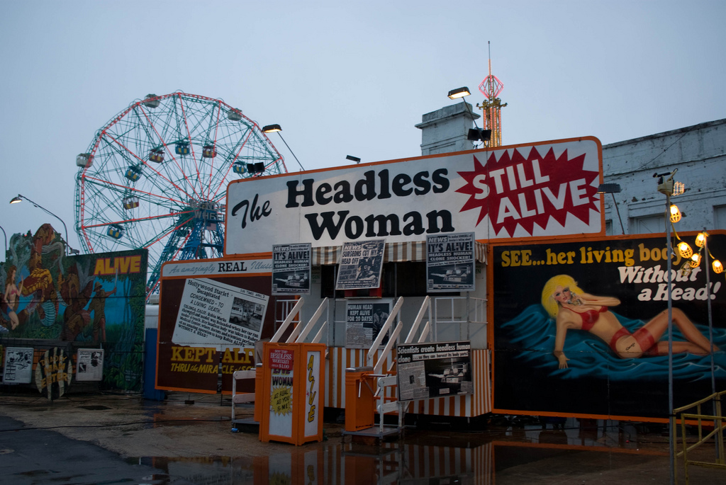 Coney Island Freak Show