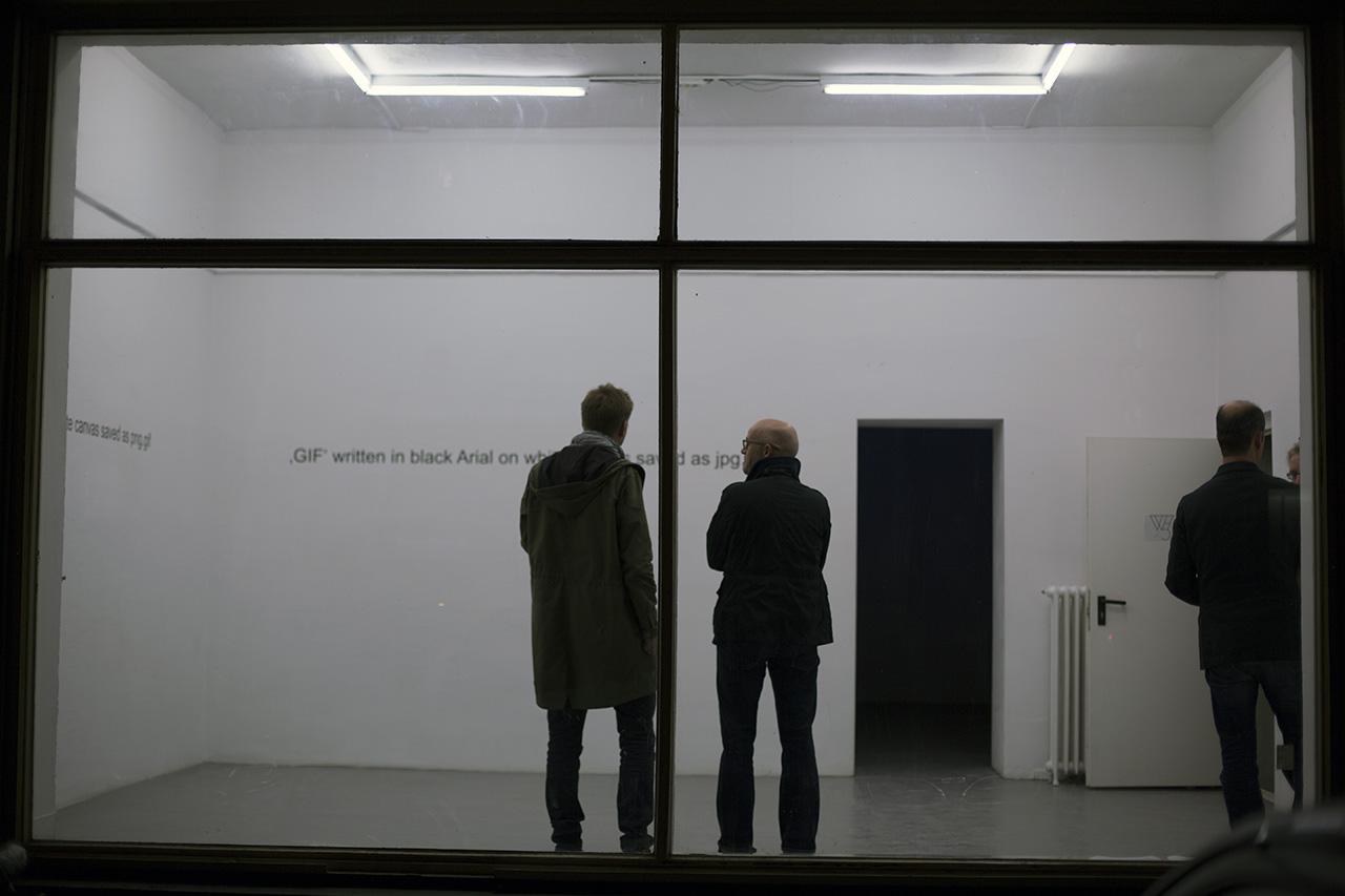 CTRL-S Florian Kuhlmann - Galerie Am Meer